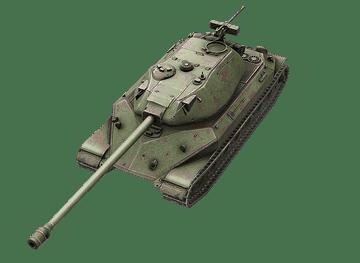 Премиум танк Объект 260 World of Tanks Blitz