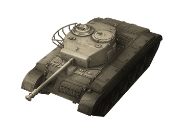 Премиум танк T23E3 World of Tanks Blitz